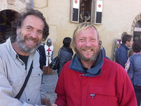Alberto Liberati e Alberto Castello' de Pereda