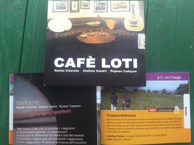 Cafè Loti - Nando Citarella, Stefano Saletti, Pedjman Tadayon