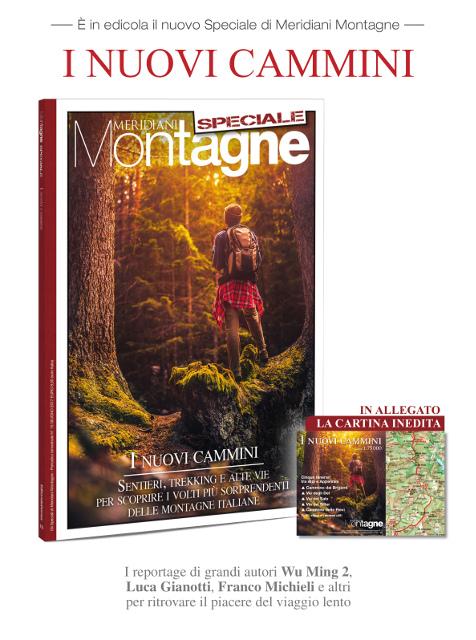 Meridiani Montagne speciale I Nuovi Cammini