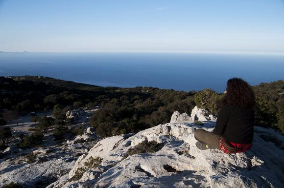 Sardegna selvaggia e blu. Foto: Stefano Lucchetti