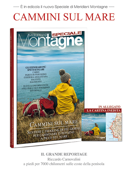 Meridiani Montagna speciale Cammini sul mare
