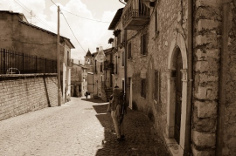 Cammino dei Briganti. Foto: Francesca Vanzetta