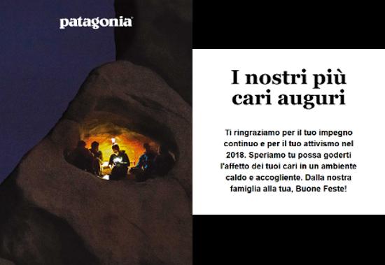 Auguri Patagonia