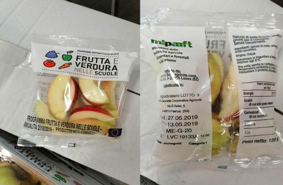 Frutta e verdura nelle scuole - Ministero delle politiche agricole alimentari, forestali e del turismo
