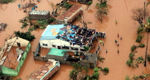 Ciclone Idai in Mozambico