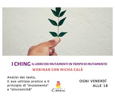 I Ching: il libro dei mutamenti in tempo di mutamento