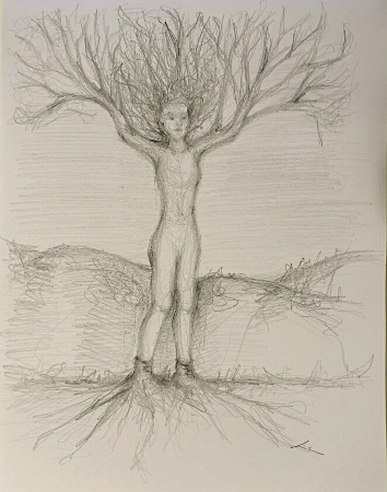Disegno di Silvia