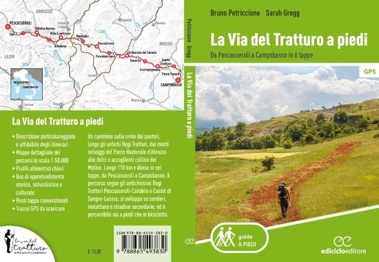 La Via del Tratturo a piedi. Da Pescasseroli a Campobasso in 6 tappe