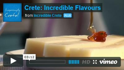 video Crete: Incredible Flavours