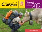 Catalogo dei viaggi a piedi 2012 della Compagnia dei Cammini