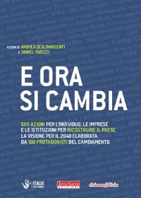 A cura di Andrea Degl'Innocenti e Daniel Tarozzi, E ora si cambia, Terra Nuova Edizioni 2018