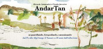 Riccardo Carnovalini e Claudio Jaccarino – AndarTan, Ass. CamminAmare 2014