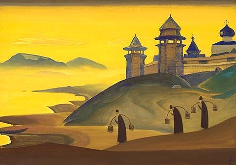 Nicholas Roerich - E noi lavoriamo