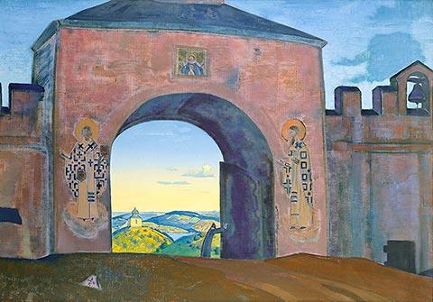 Nicholas Roerich - E noi apriamo i cancelli