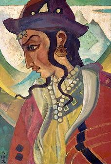 Nicholas Roerich - Atlante
