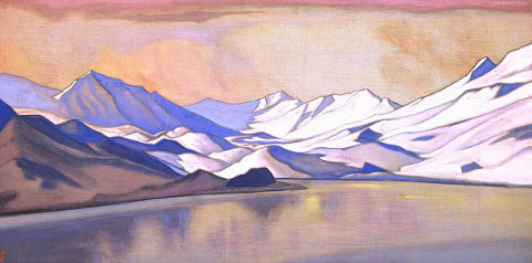 Nicholas Roerich - Baralacha