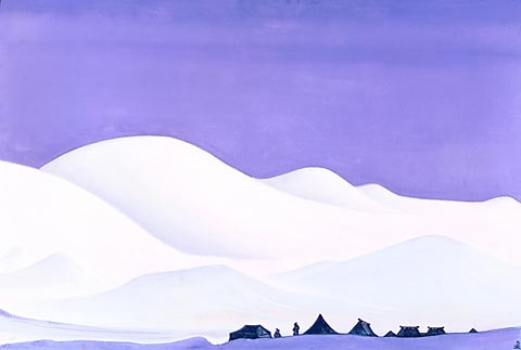 Nicholas Roerich - Changthang