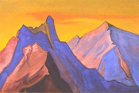 Nicholas Roerich - Himalaya