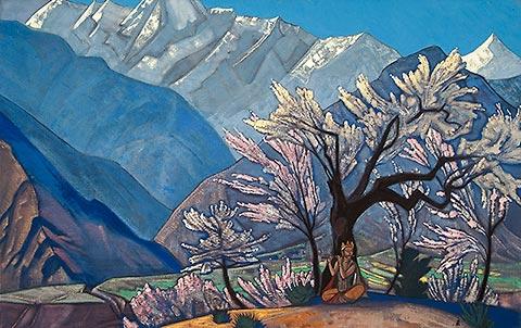 Nicholas Roerich - Guerriero di luce