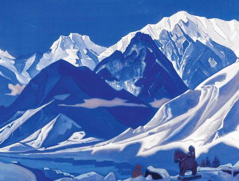 Nicholas Roerich - Kuluta
