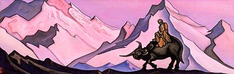 Nicholas Roerich - Lao Tze