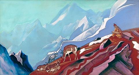 Nicholas Roerich - Il libro della vita