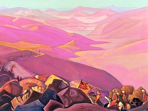 Nicholas Roerich - Mongolia