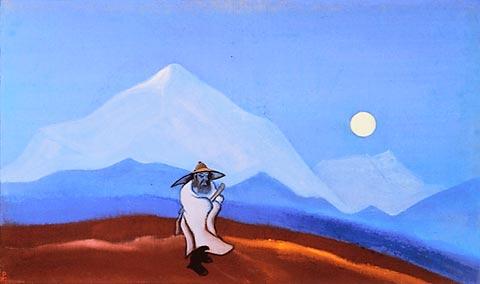Nicholas Roerich - Philosopher. Silence.