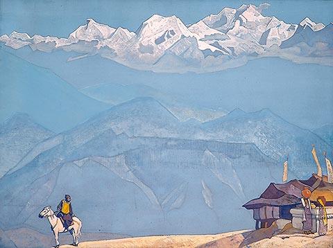 Nicholas Roerich - Ricorda