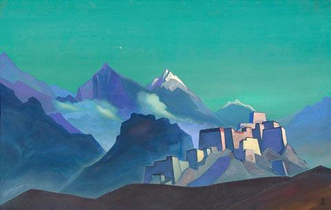 Nicholas Roerich - Stella del mattino