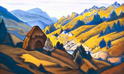 Nicholas Roerich - Vecchio sconosciuto
