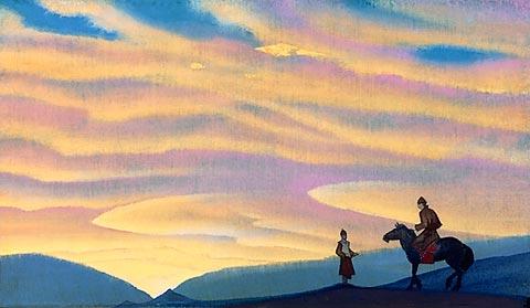 Nicholas Roerich - Voce della Mongolia