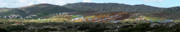 Sitanos, un villaggio a Creta