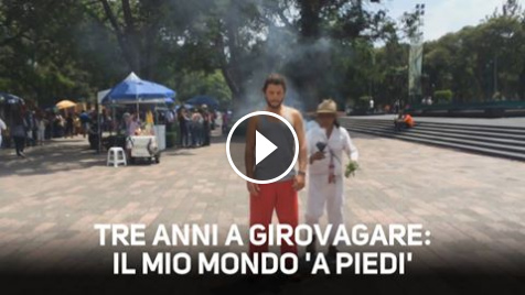 Video 3 anni a griovagare