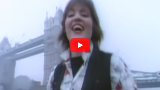 Video Katrina & The Waves - Walking on Sunshine