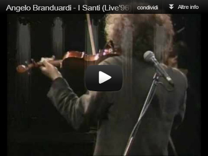 video Angelo Branduardi