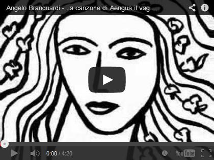 Video Branduardi: la canzone di Aengus il vagabondo