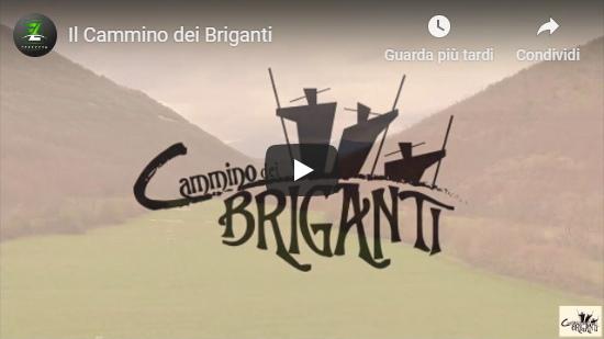 Video Cammino dei Briganti - drone