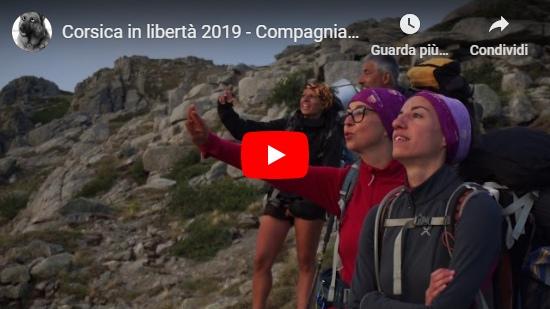 Video Corsica in libertà 2019