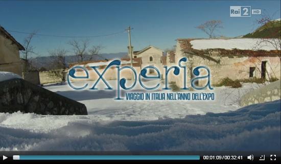 ExpoExperia Viaggio in Italia nell'anno dell'Expo La terra trema Coltivare per ricostruire del 17/07/2015