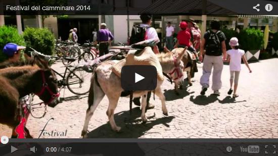Video Festival del Camminare 2014