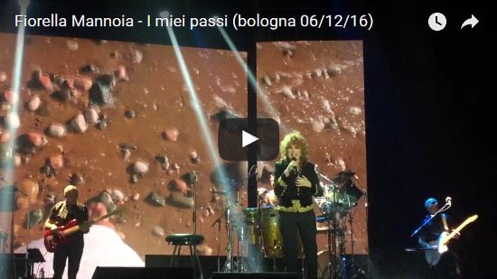 Video Fiorella Mannoia - I miei passi