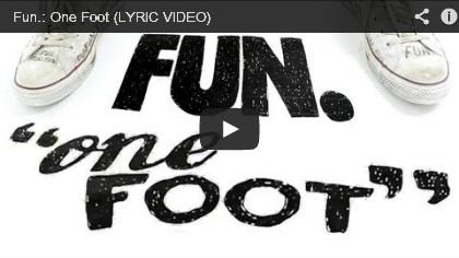 Video Fun: One foot