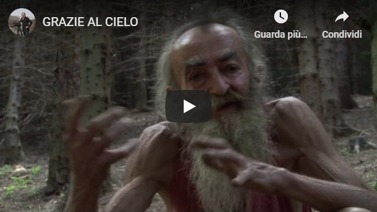 Video Grazie al cielo. Regia di Remo Schellino. Teaser