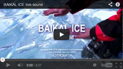 Video: Suonare il ghiaccio, sul Lago Baikal