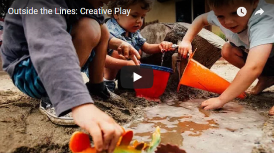Video Outside the Lines: Creative Play