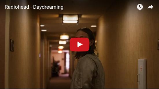 Video Radiohead - Daydreaming