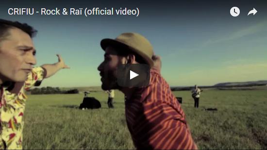 Video Crifiu - Rock and Raï