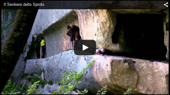 Video Il Sentiero dello Spirito - Parco Majella