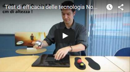 video Test di efficacia delle tecnologia Noene